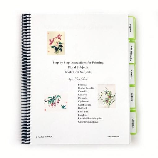 Floral Notebook I by Nan Rae