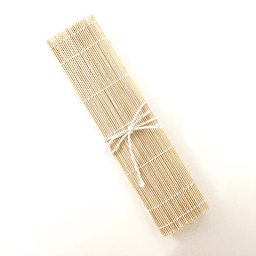 Tied Up Bamboo Brush Wrap