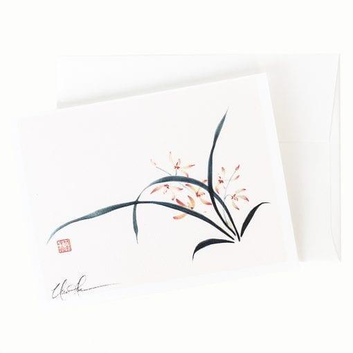 13-46 Reaching Toward Tomorrow Card © Nan Rae