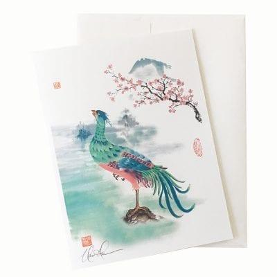 13-49 Pheonix Card ©Nan Rae