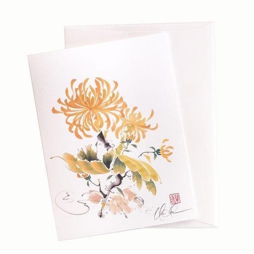 13-60 Golden Dance Card © Nan Rae