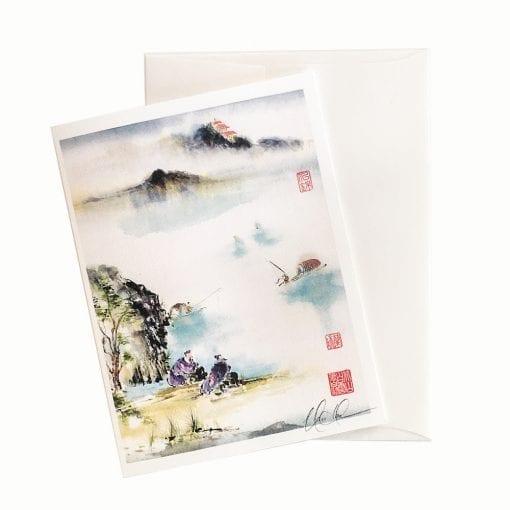 14-03 Poet's Retreat Card © Nan Rae