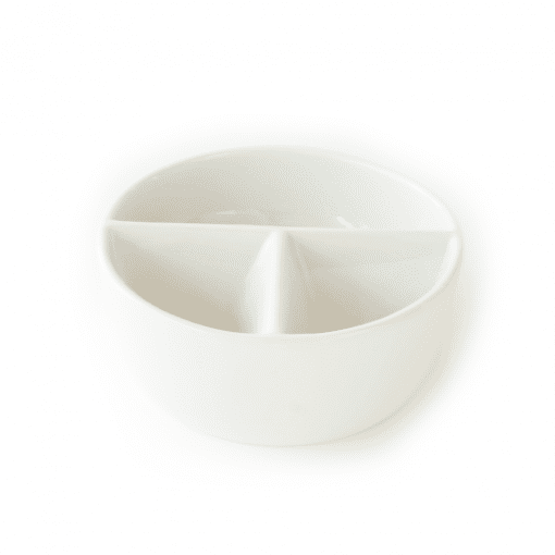 Ceramic Divided Water Bowl
