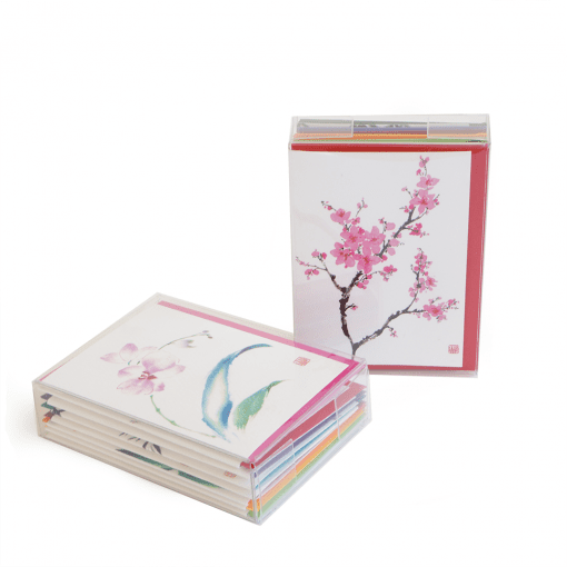 Boxed Gift Enclosures