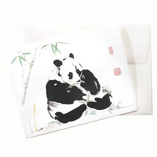 18-29 Pensive Panda © Nan Rae