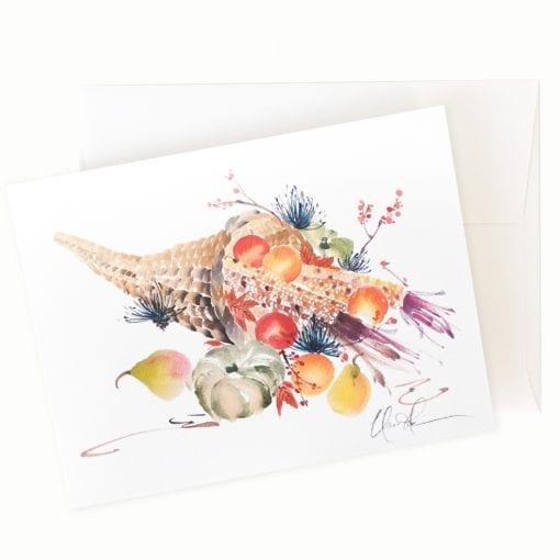 Most Bountiful Card by Nan Rae