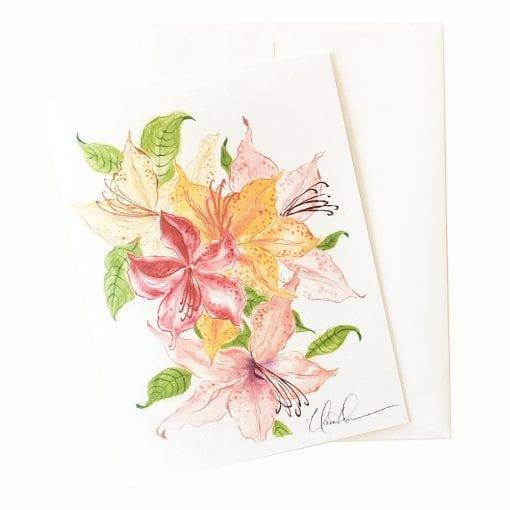 24-59 The Beauty of Fragrance Card © Nan Rae