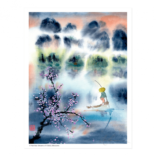 L2223 Dreams of Cherry Blossoms