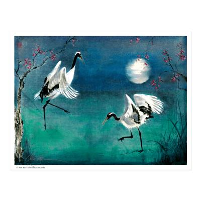 L2243 Moonlit Attraction Print ©Nan Rae