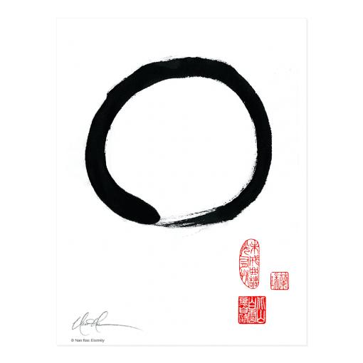 L2608 Eternity Print © Nan Rae