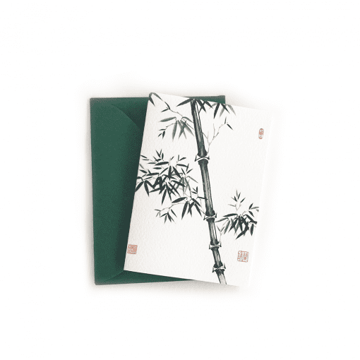 Bamboo Gift Enclosures © Nan Rae