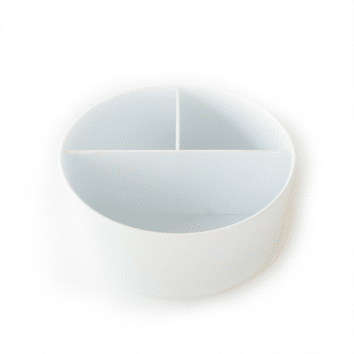 Plastic Divided Water Bowl