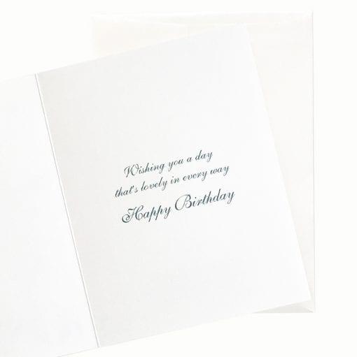 Birthday Card message