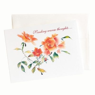 Wouldn't it be Lovely Anniversary Card by Nan Rae
