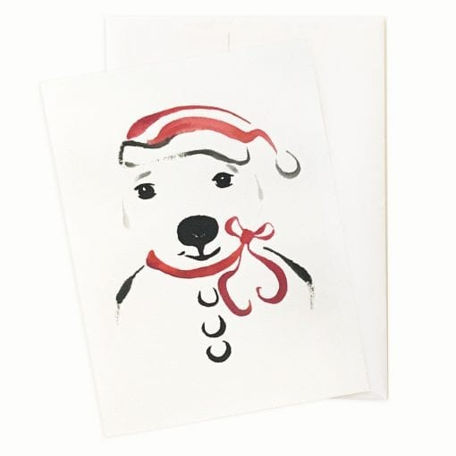 17-84x Christmas Fun Holiday Card by Nan Rae