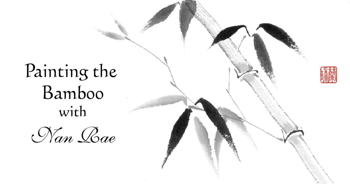 Bamboo Online Brush painting class